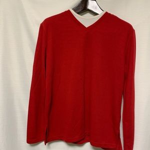Bobbie Brooks long sleeve knit sweater size Large